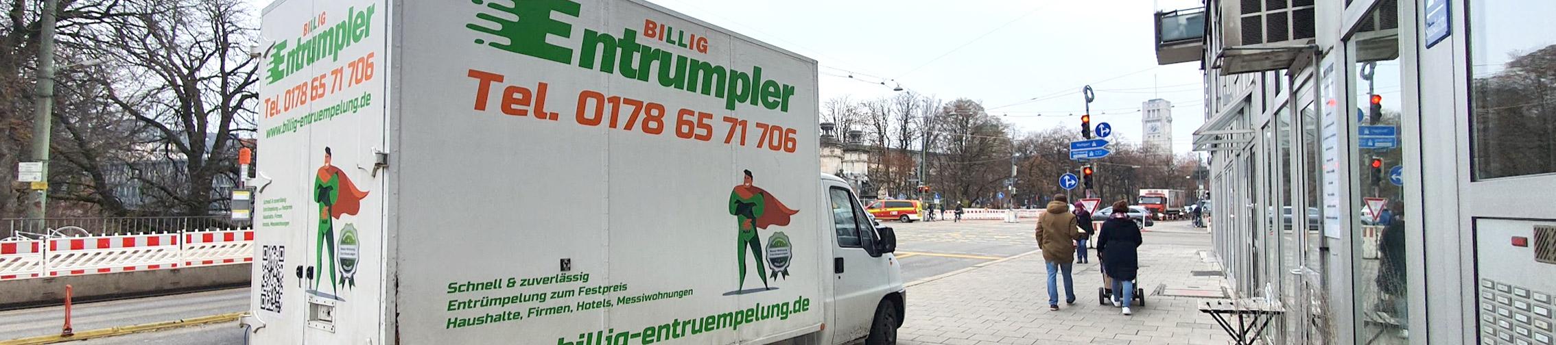 Entrümpelungsfirma München