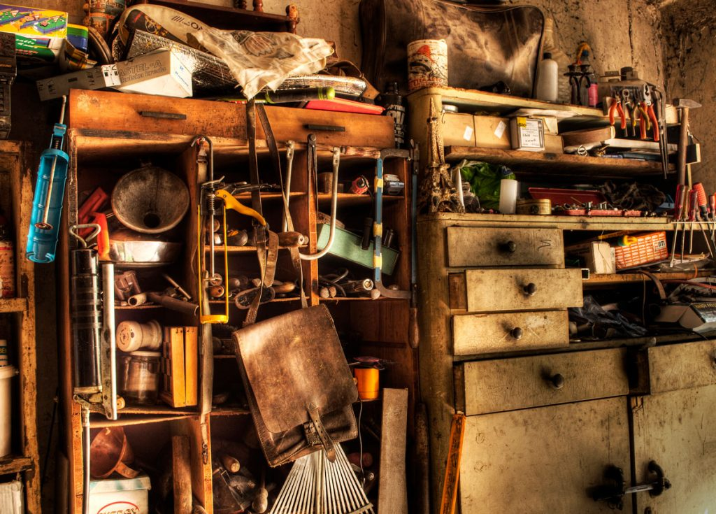 Garagen- und Keller Entrümpelung München